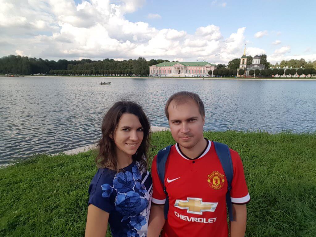 Это я - автор блога Сергей и моя супруга Татьяна.