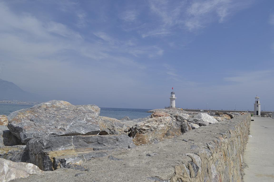 Вид на маяк