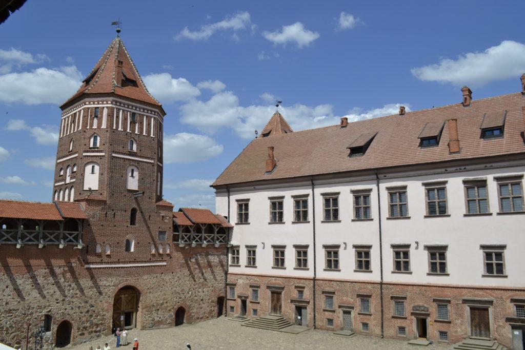 Замковый комплекс Мир Беларусь