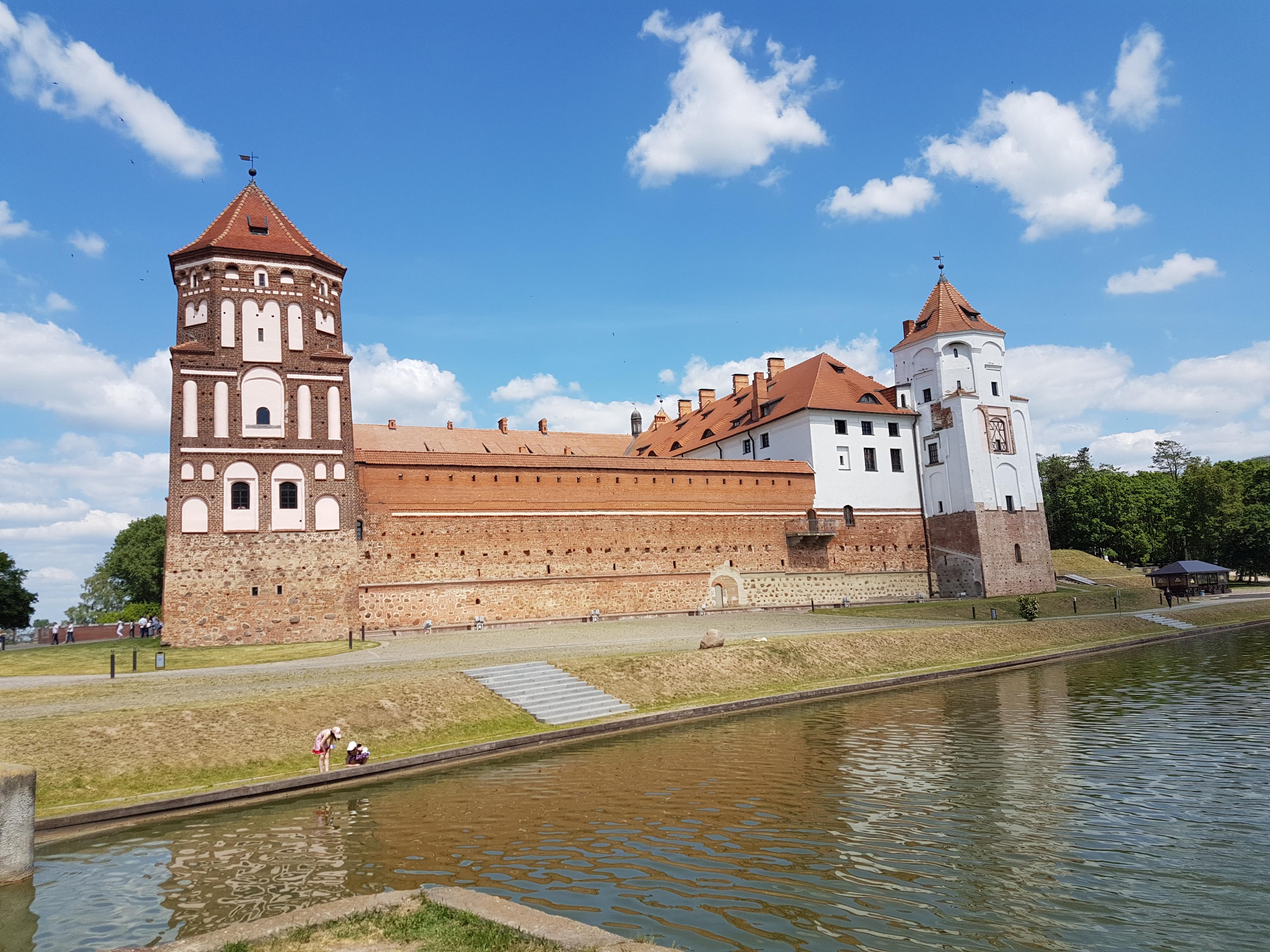 Замок Мир Беларусь