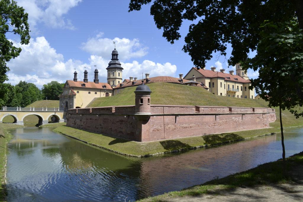 Замок Несвиж Беларусь
