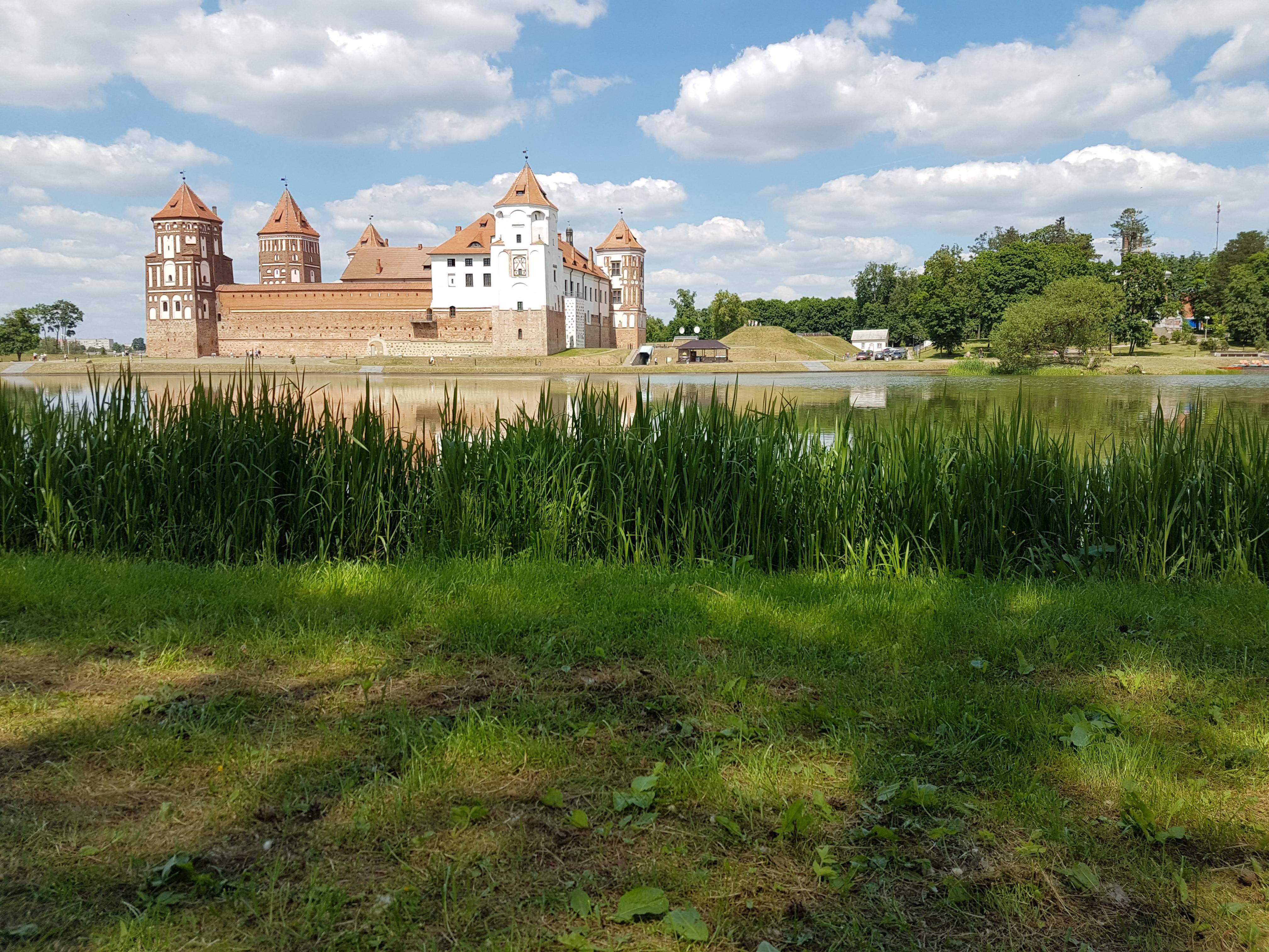 Мирский замок Беларусь