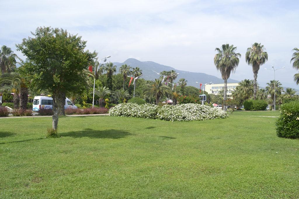 Парк в Алании