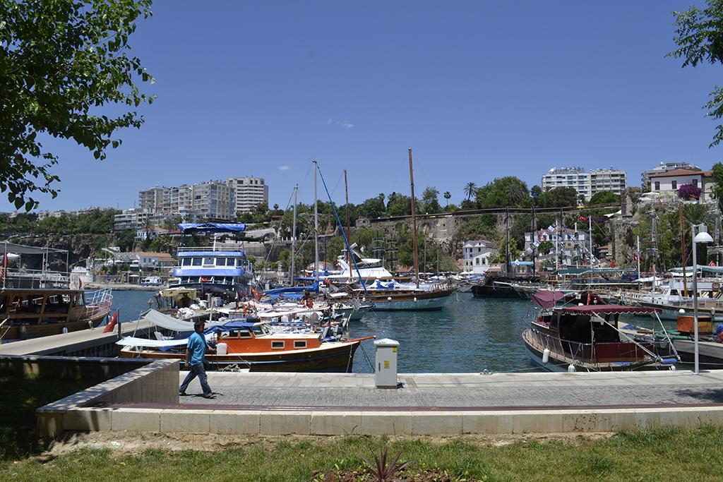 Пристань Анталия