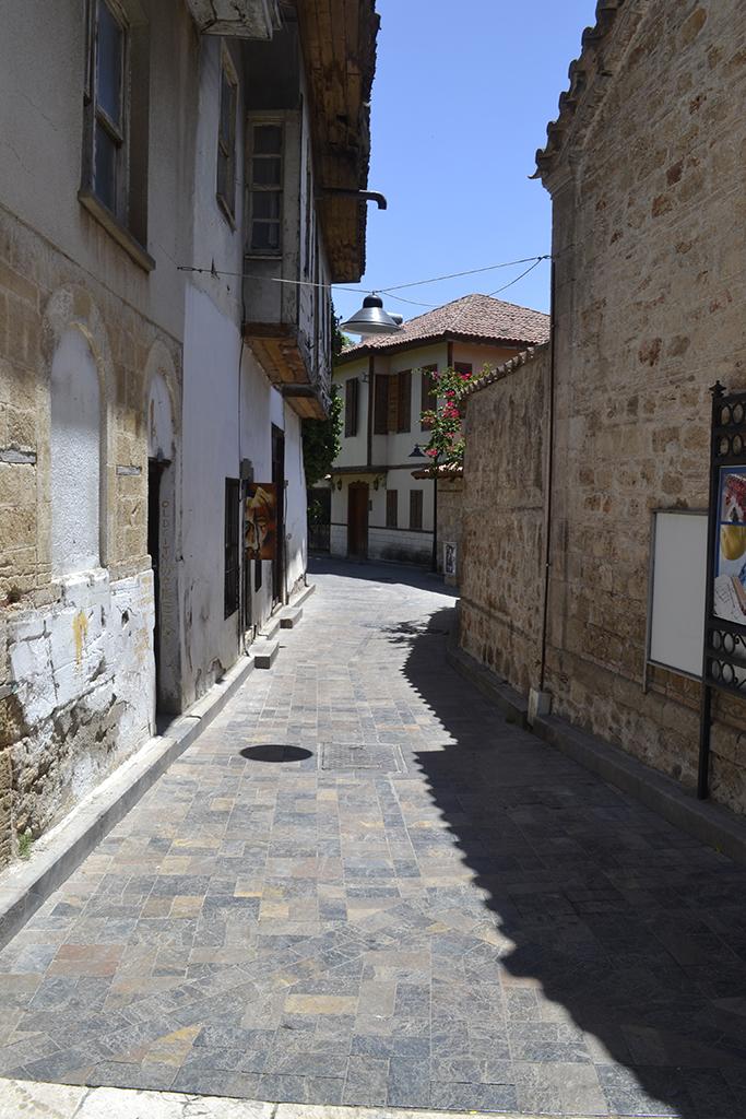 Анталья старый город