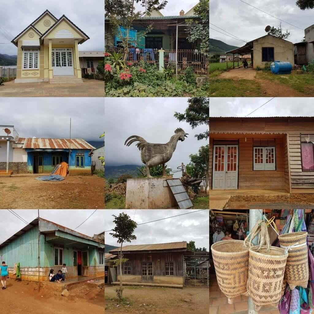 Деревня Петуха