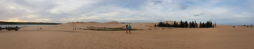 Белые дюны. Муйне. Вьетнам.