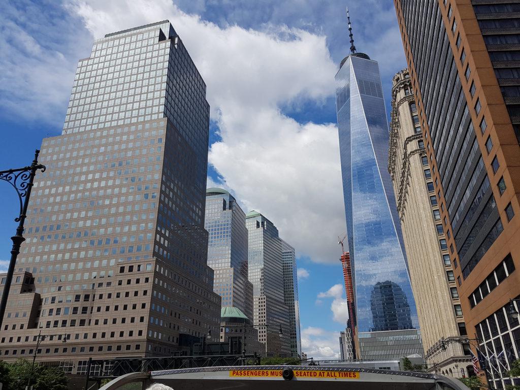 Всемирный торговый центр и Брукфилд Плейс