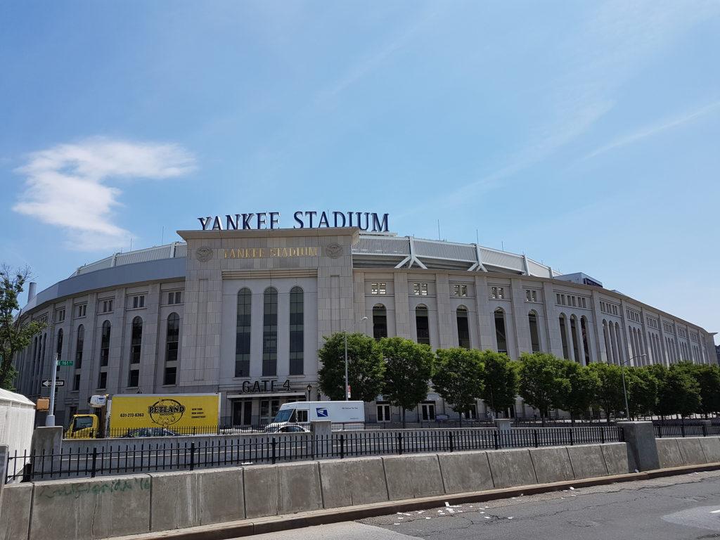 Ynkee Stadium