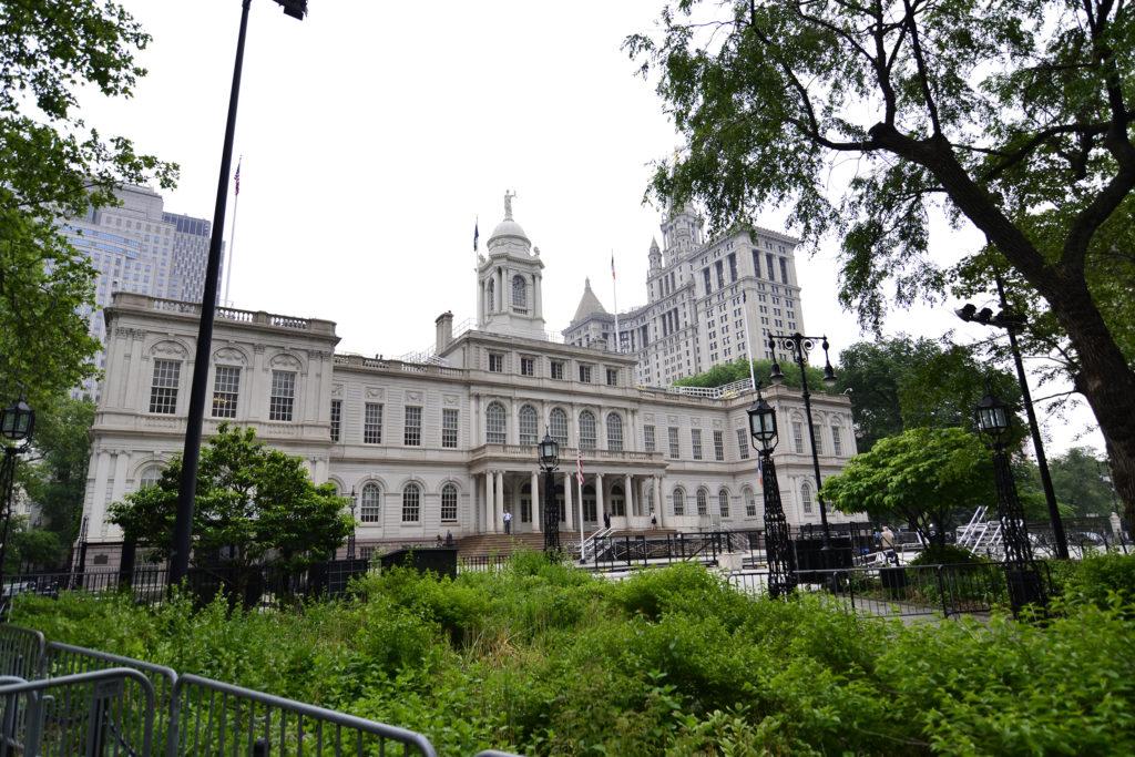 Нью-Йоркский Сити-Холл