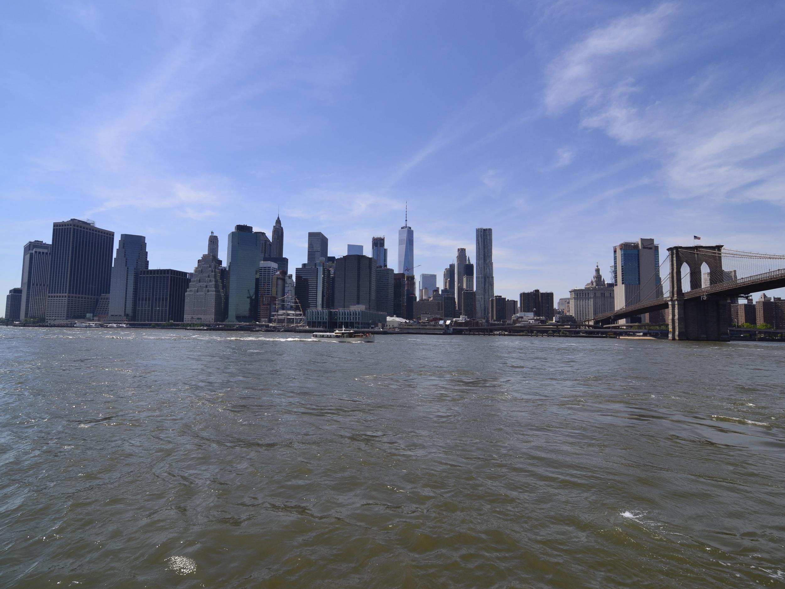 День в Нью-Йорке
