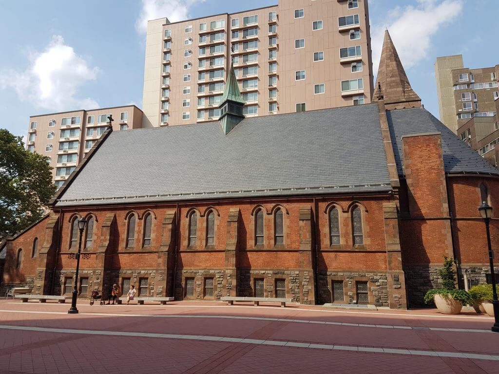 Hope Roosevelt Island Covenant Church