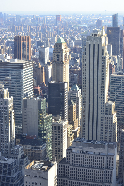 Башни Нью-Йорка