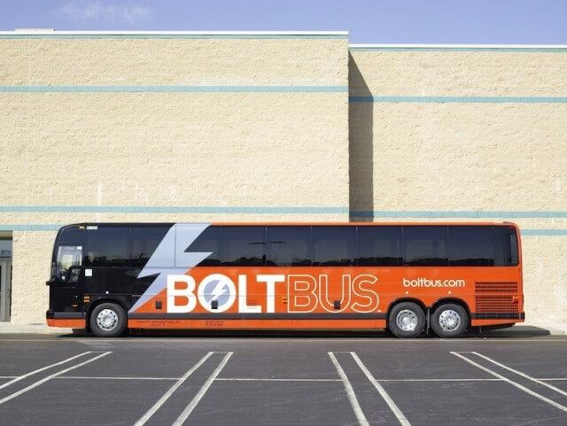 Автобус BoltBus