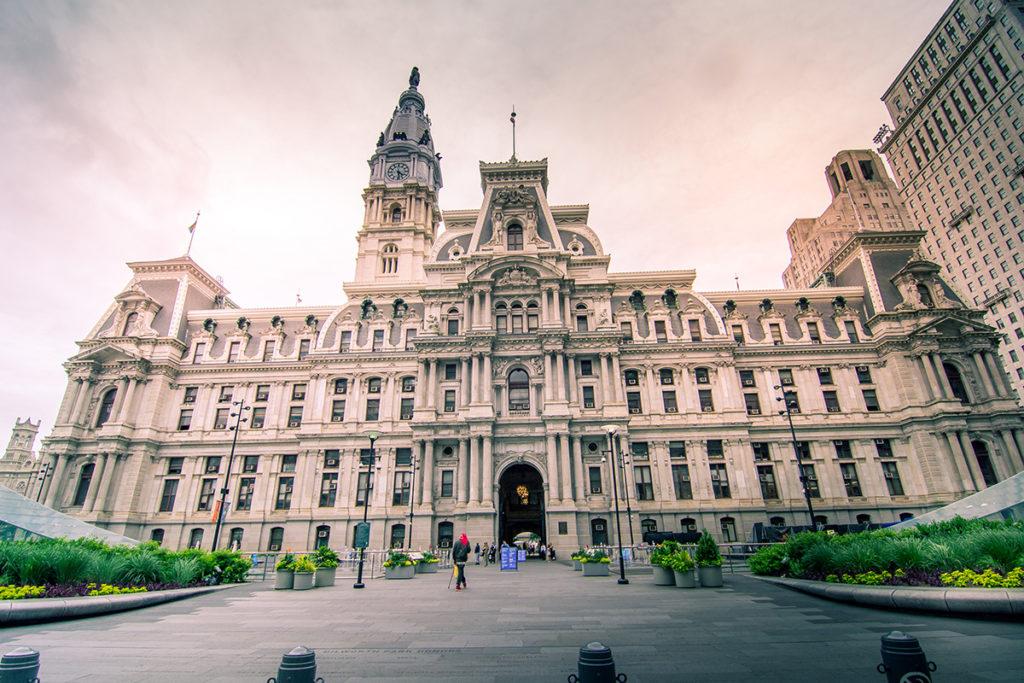 Сити-холл Филадельфии