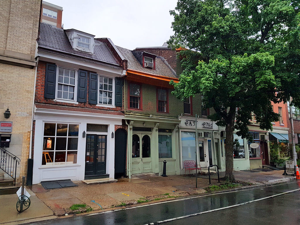 Дома в Филадельфии
