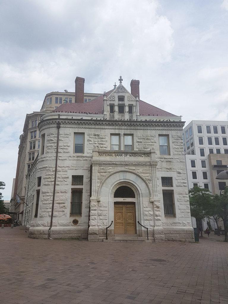 Национальный банк Вашингтона
