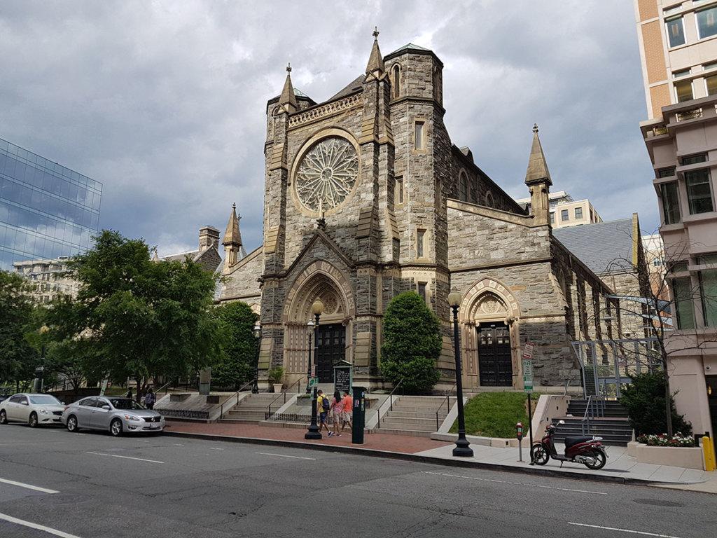 Католическая церковь Святого Патрика