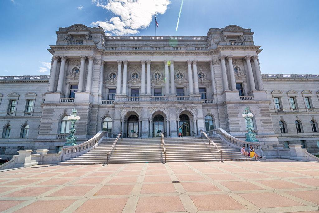 Библиотека Конгресса