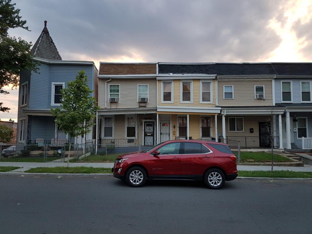 Спальный квартал Вашингтона
