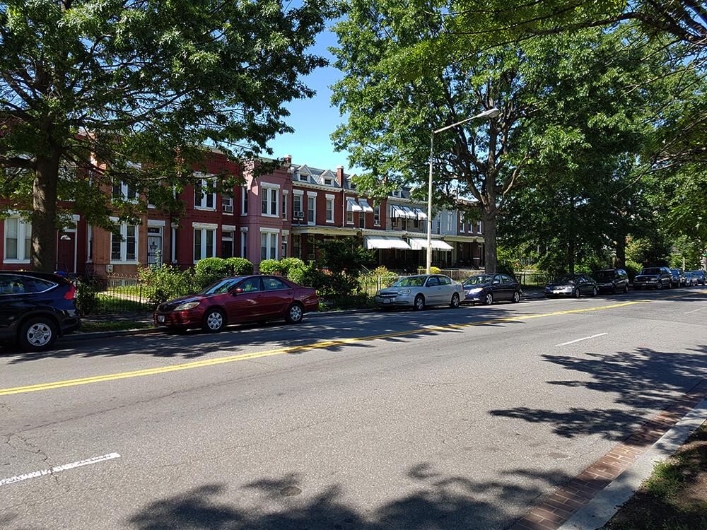 Жилой квартал Вашингтона