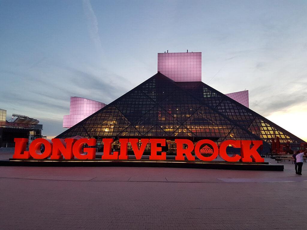 Зал славы рок-н-ролла