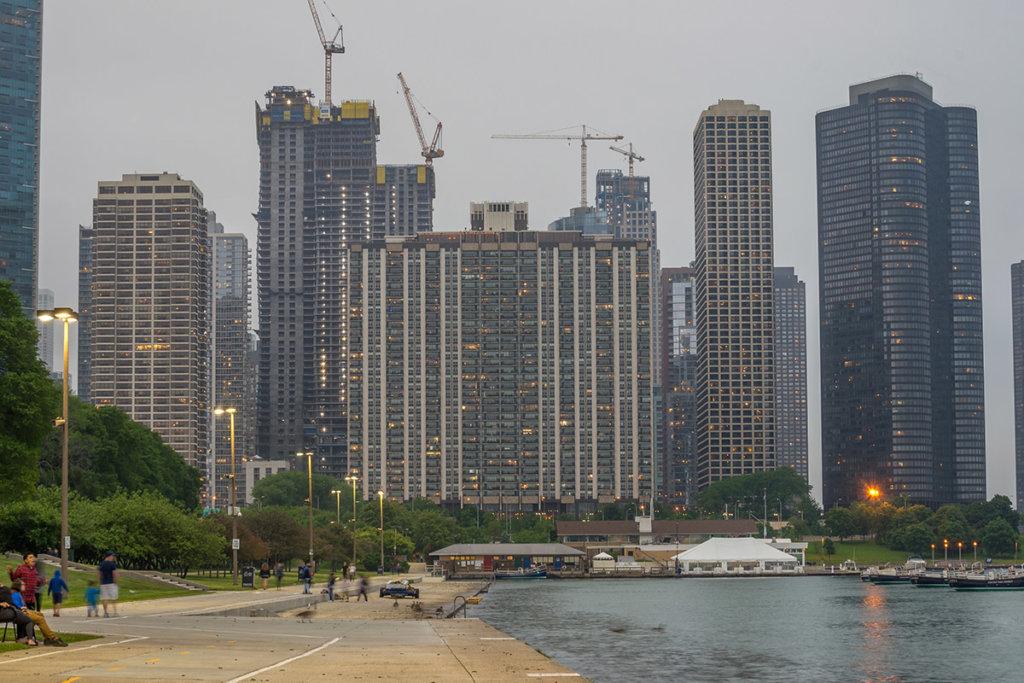 Чикаго растёт