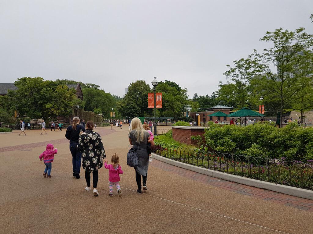 Зоопарк Линкольн-парка