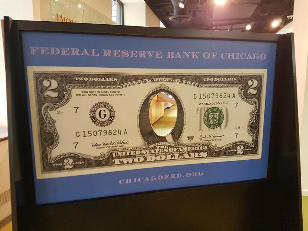 Можно стать лицом банкноты в два доллара