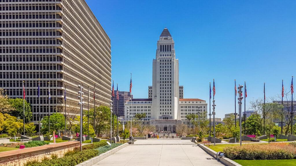 Городской совет Лос-Анджелеса
