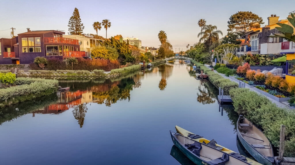 Venice Canals