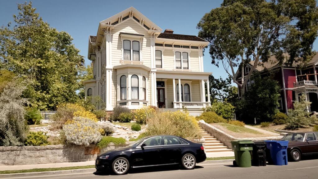 Victorian Mansions