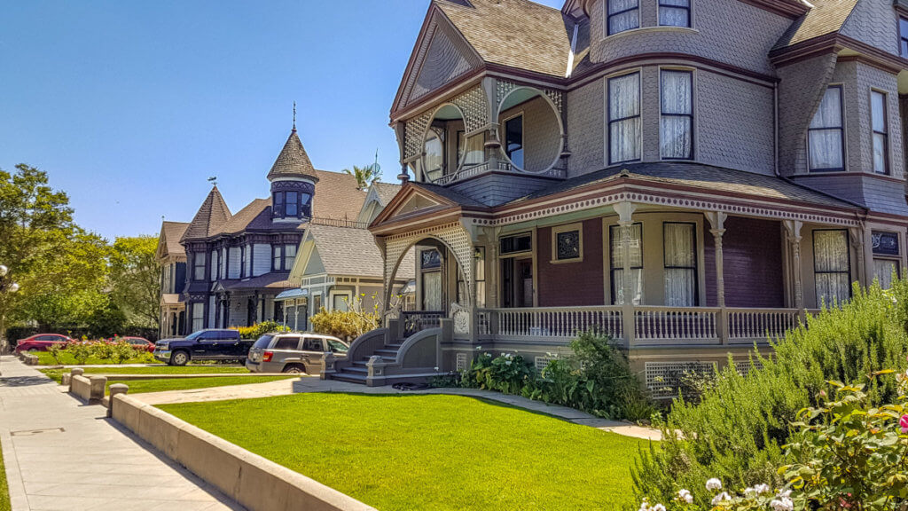 Victorian Mansions